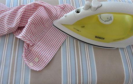 Как погладить рукава рубашки
