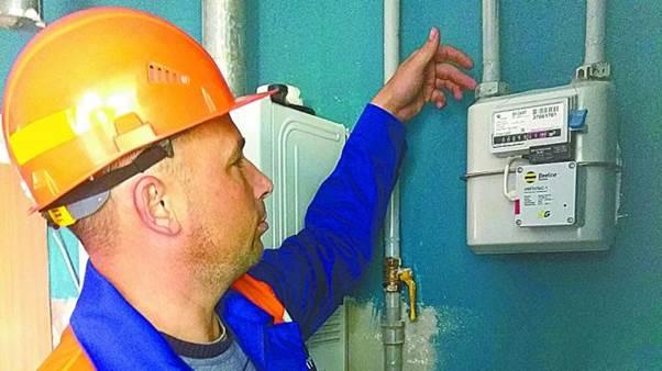 Газовый счетчик не показывает цифры, что делать?