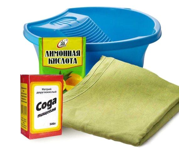 Как отмыть штору для ванной от пятен и желтизны?