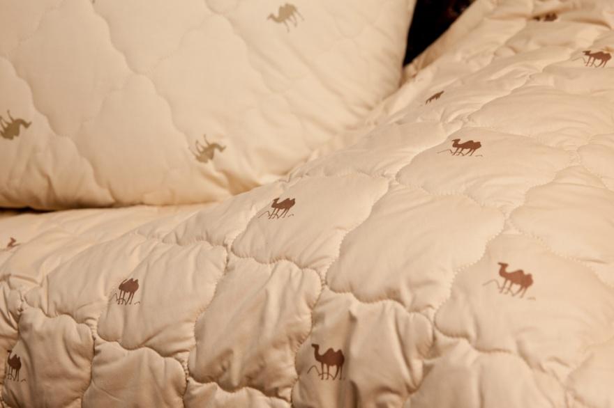 Стирка и уход за одеялом из верблюжьей шерсти