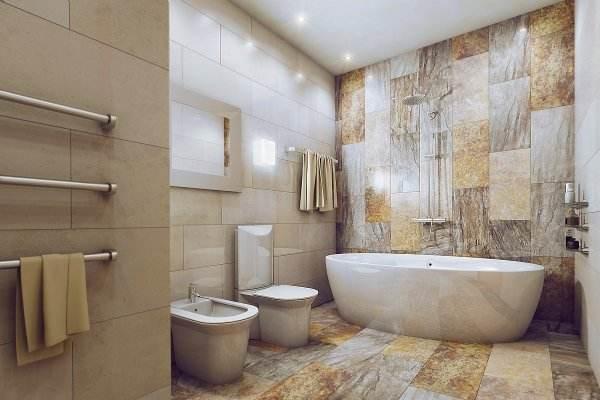 10 ошибок в создании интерьера ванной комнаты, которые делают его старомодным