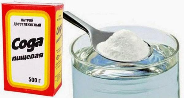 Кухонная сода